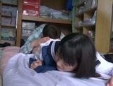 Horny Japanese sex doll Tsuna Nakamura experiences hardcore banging picture 15