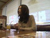 Asian housewife Julia gets hard pounding by her hubby picture 12