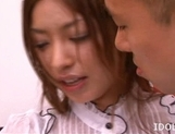 Mika Kayama Asian model who enjoys getting her hairy pussy licked