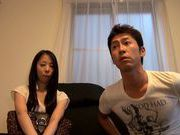 Japanese AV Model is an arousing teen in position 69