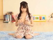 Busty Arisa Misato gets her pussy stretched and drilled