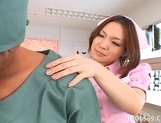 Nagomi Momono Hot Asian Nurse Enjoys Getting A Hard Fucking
