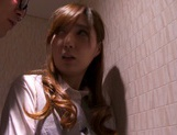 Kaede Fuyutsuki complies with her clients and fucks them picture 12