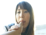 Saki Tsuji Asian Schoolgirl Is A Horny Model Who Enjoys A Hard Fucking