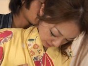 Sakura Hirota is fucked in lots of positions
