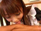 Big tits and sexy maid Yui Sakura hot and hardcore action