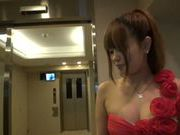 Horny Kurumi Kino likes it deep and hard