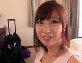 Astonishing foot licking for Maihana Natsu picture 11
