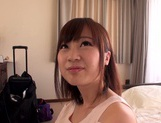 Astonishing foot licking for Maihana Natsu picture 14