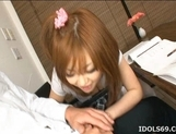 Rio Hamasaki Lovely Asian Model With Huge Hooters Who Enjoys Hot Sex picture 13