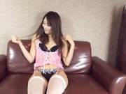 Japanese beauty gets ravaged in hardcore sex