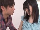 Aoi Naguse gets teased into fucking hard picture 1