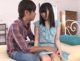 Aoi Naguse gets teased into fucking hard picture 2