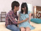 Aoi Naguse gets teased into fucking hard picture 3
