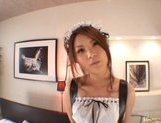 Kanna is a hot Asian waitress who enjoys sex picture 11