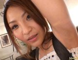 Kanna is a hot Asian waitress who enjoys sex picture 4