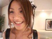 Kanna is a hot Asian waitress who enjoys sex