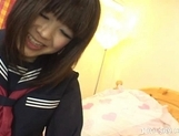 Chicko Yasuda Lovely Japanese Model Is A Student Who Likes It Hard