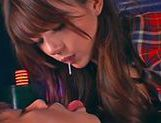 Tina Yuzuki Naughty Asian model Enjoys A Cock Ride On Her Boyfriend