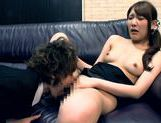 Appetizing office milf is rubbed by her horny colleaguessexy asian, asian babe}