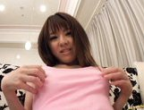 Shiori Mano Asian beauty fingers her beaver picture 8