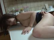Horny guys fuck juicy Japanese sweetie Saki Mizumiasian babe, asian women}