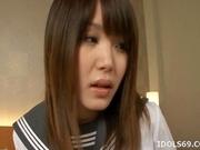 Saki Tsuji Asian Model Likes Getting Her Wet Pussy Pounded Hard