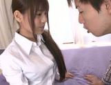 Sweet Ai Nakaidou loves to have sex anywhere