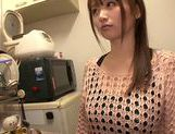 Alluring Asian milf Hana Nonoka gets her lovely slit plowed