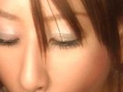 Sakura Ayukawa Cute Asian model