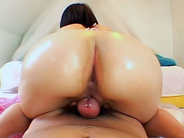 Chieko Yasuda Sexy Asian model gets a fucking from the rear