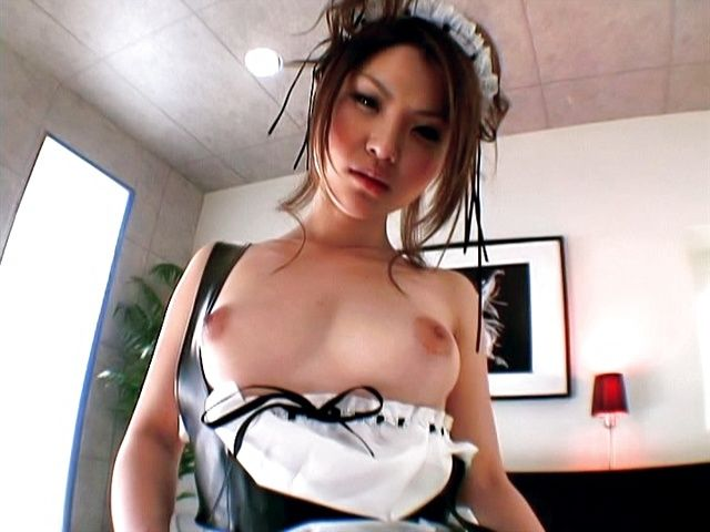 Kanna is a hot Asian waitress who enjoys sex