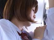 Nanami Kawakami gets banged hard in the bus