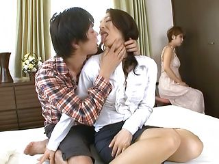 Marina Matsumoto hot milf is an amazing Asian babe