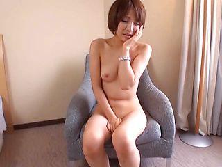 Ayumi Takanashi hot Asian milf in a short skirt gets it outdoors