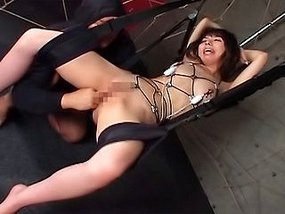 Cute Japanese sex diva Yuka Osawa in hot Japanese anal por vid