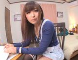 Amateur Yukiko Suo gets her pink pussy nailed