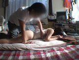Kana Yuki loves deep penetration rear sex picture 11
