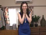 Young Yui Tatsumi enjoys deep penetration picture 10