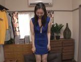 Young Yui Tatsumi enjoys deep penetration picture 8