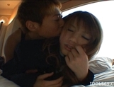 Risa Tsukino Asian schoolgirl is a lovely teen who likes sex picture 14