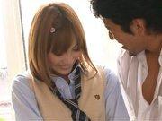 Kirara Asuka Japanese student fucks hard