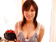 Tomoka Minami Asian doll likes sucking cocks