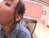Stunning teen Yukiko Suo enjoys true pleasure
