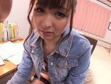 Stunning teen Yukiko Suo enjoys true pleasure picture 11