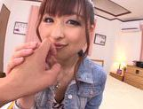 Stunning teen Yukiko Suo enjoys true pleasure picture 12