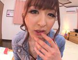 Stunning teen Yukiko Suo enjoys true pleasure picture 15