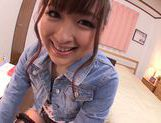 Stunning teen Yukiko Suo enjoys true pleasure picture 8