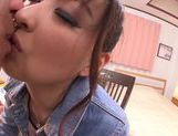 Stunning teen Yukiko Suo enjoys true pleasure picture 9