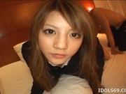 Risa Tsukino Naughty Asian schoolgirl enjoys sex after school